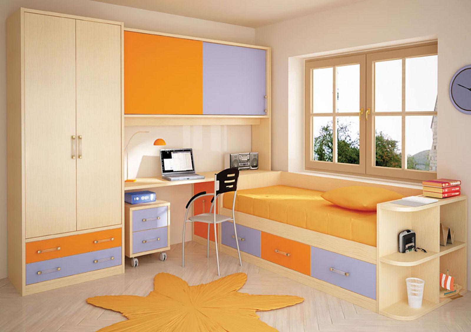 Мебель на заказ детской спальни частники с фото.