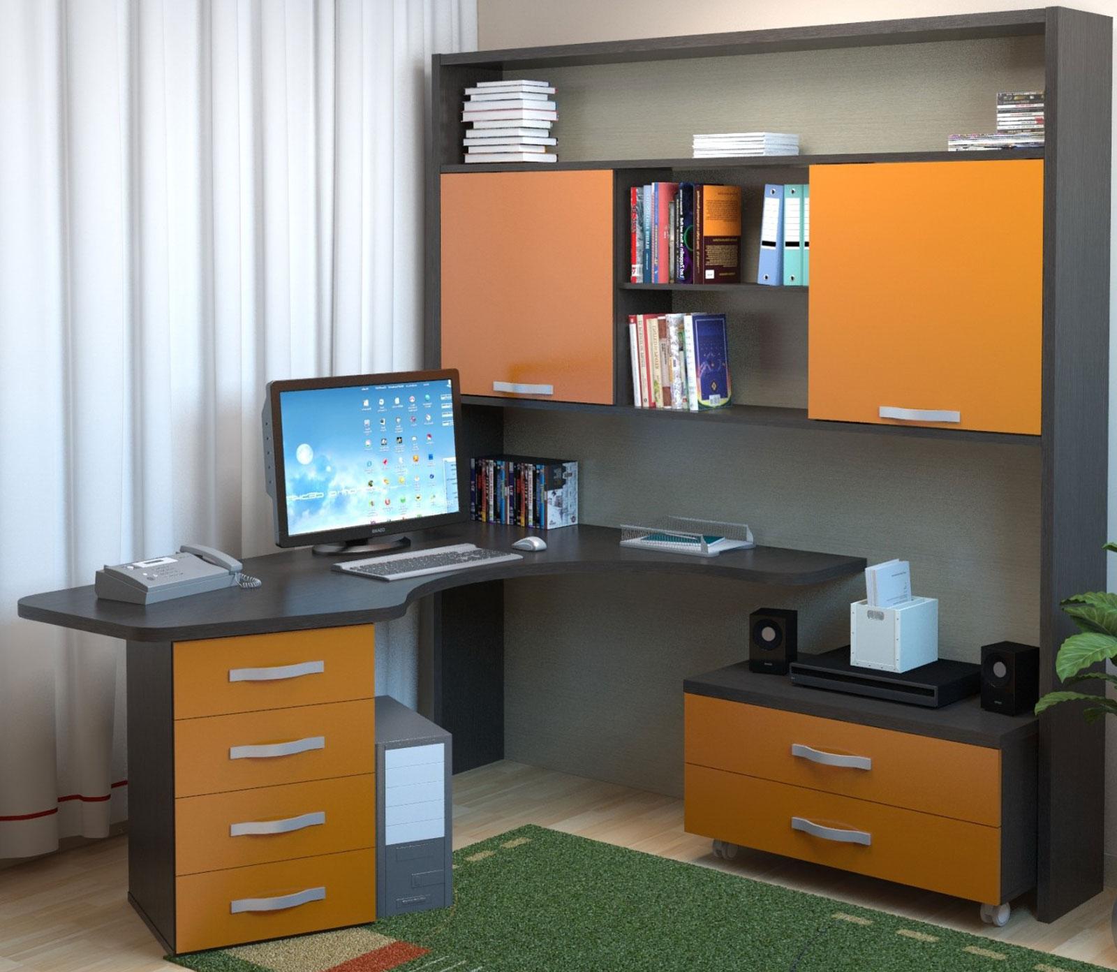 Компьютерные столы, купить компьютерный стол в Ярославле.