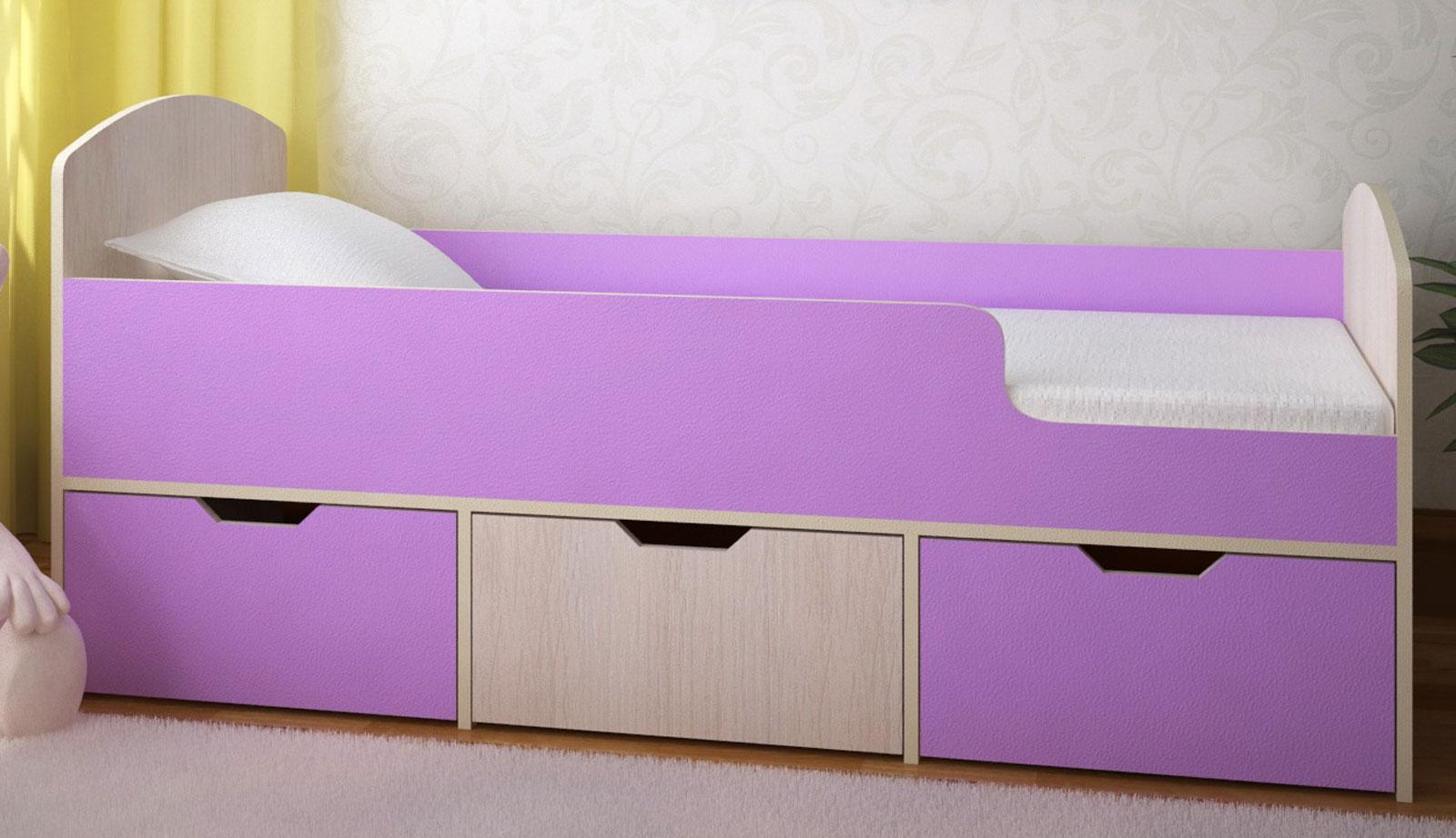 Кровать для девочки своими руками из дсп