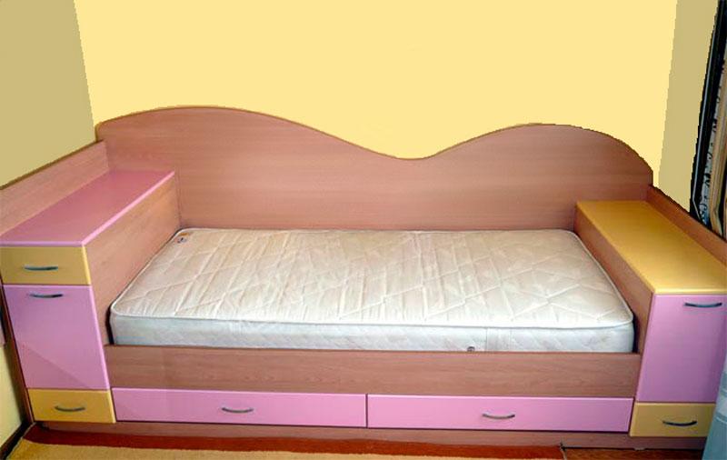 Детские Диваны Кровати Фото