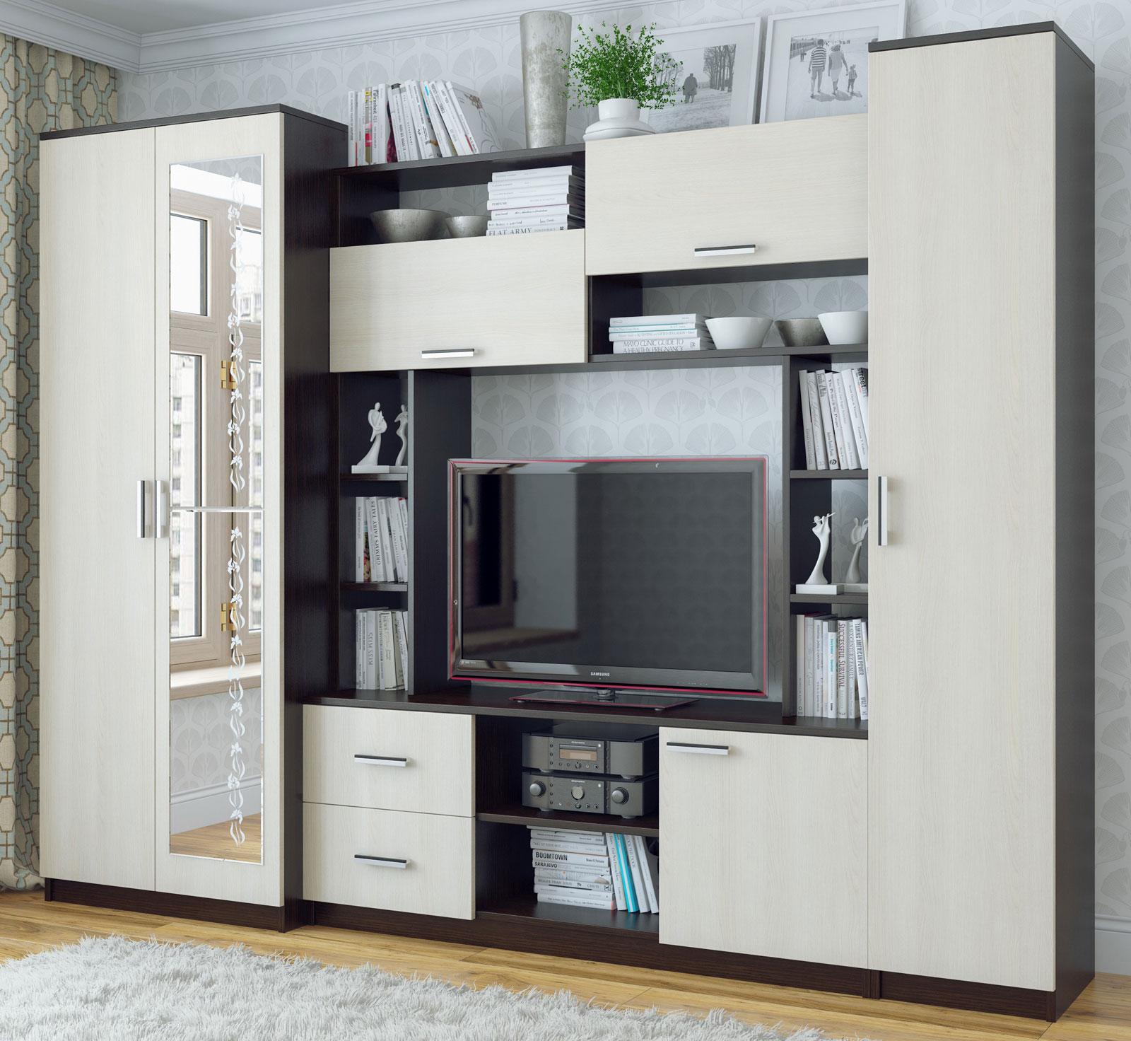 Каталог Мебели Для Гостиной Горки
