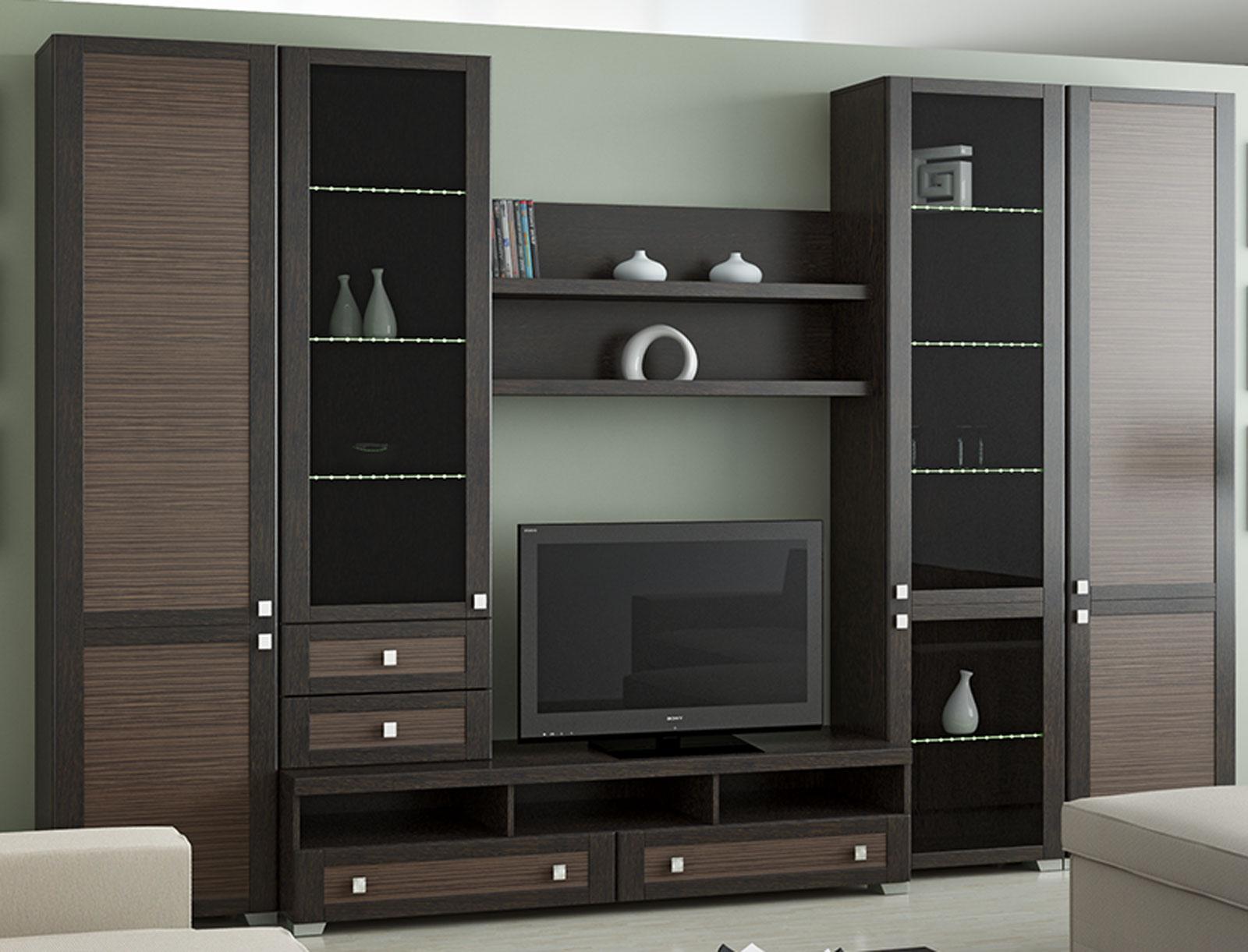 Мебельные Стенки Для Гостиных