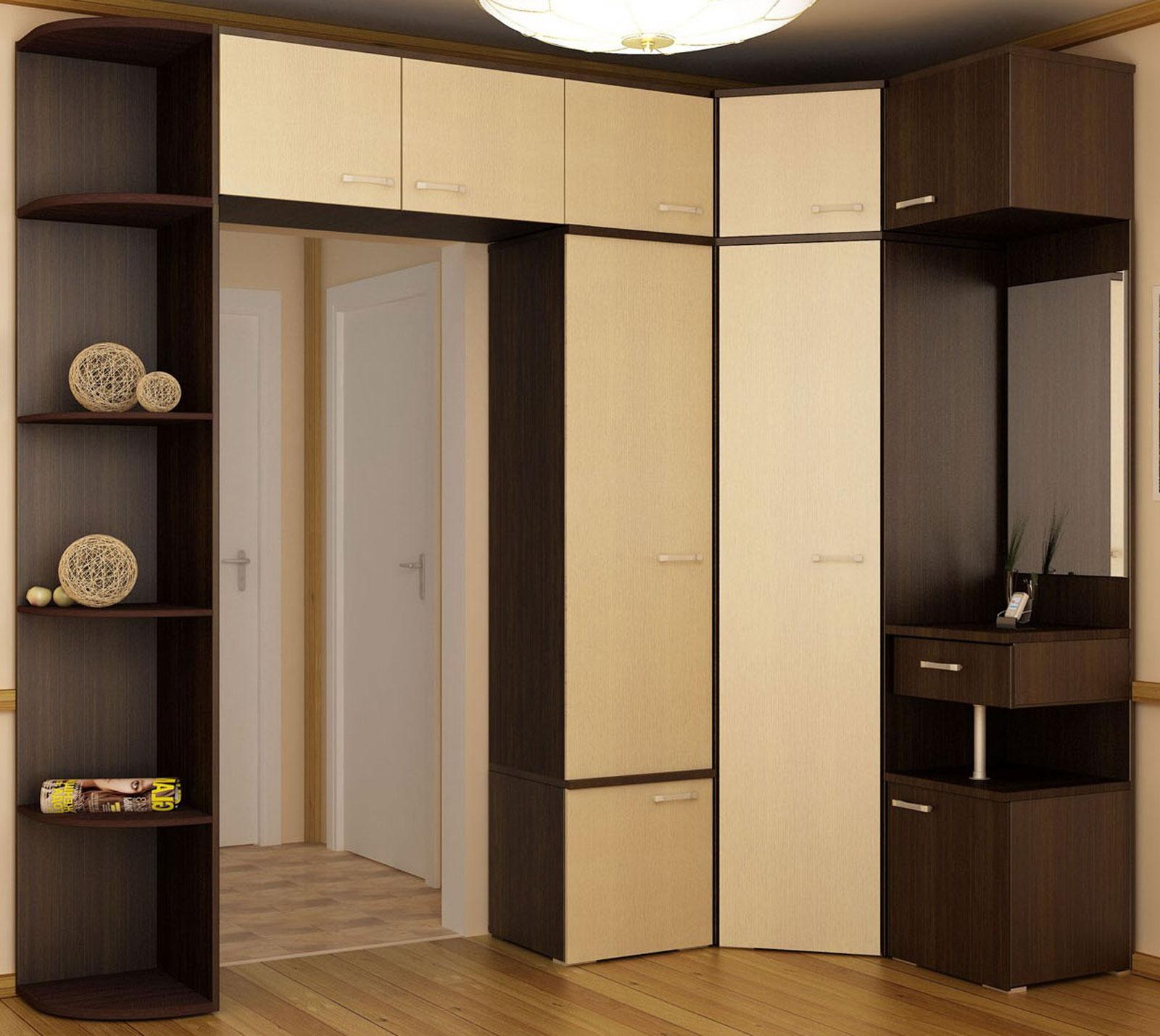 Прихожие в Ярославле - каталог мебели для прихожей.