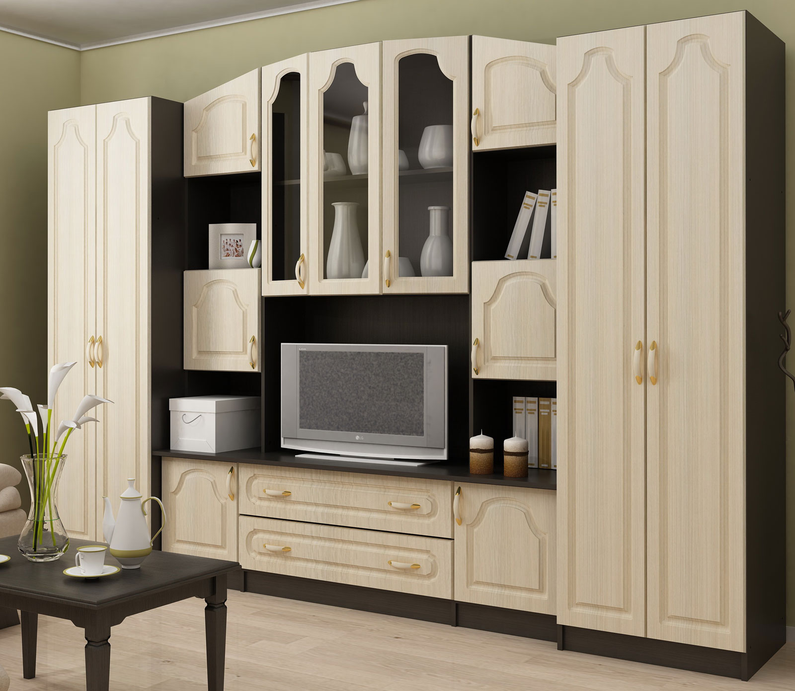 Мебель Для Гостиной Ольха