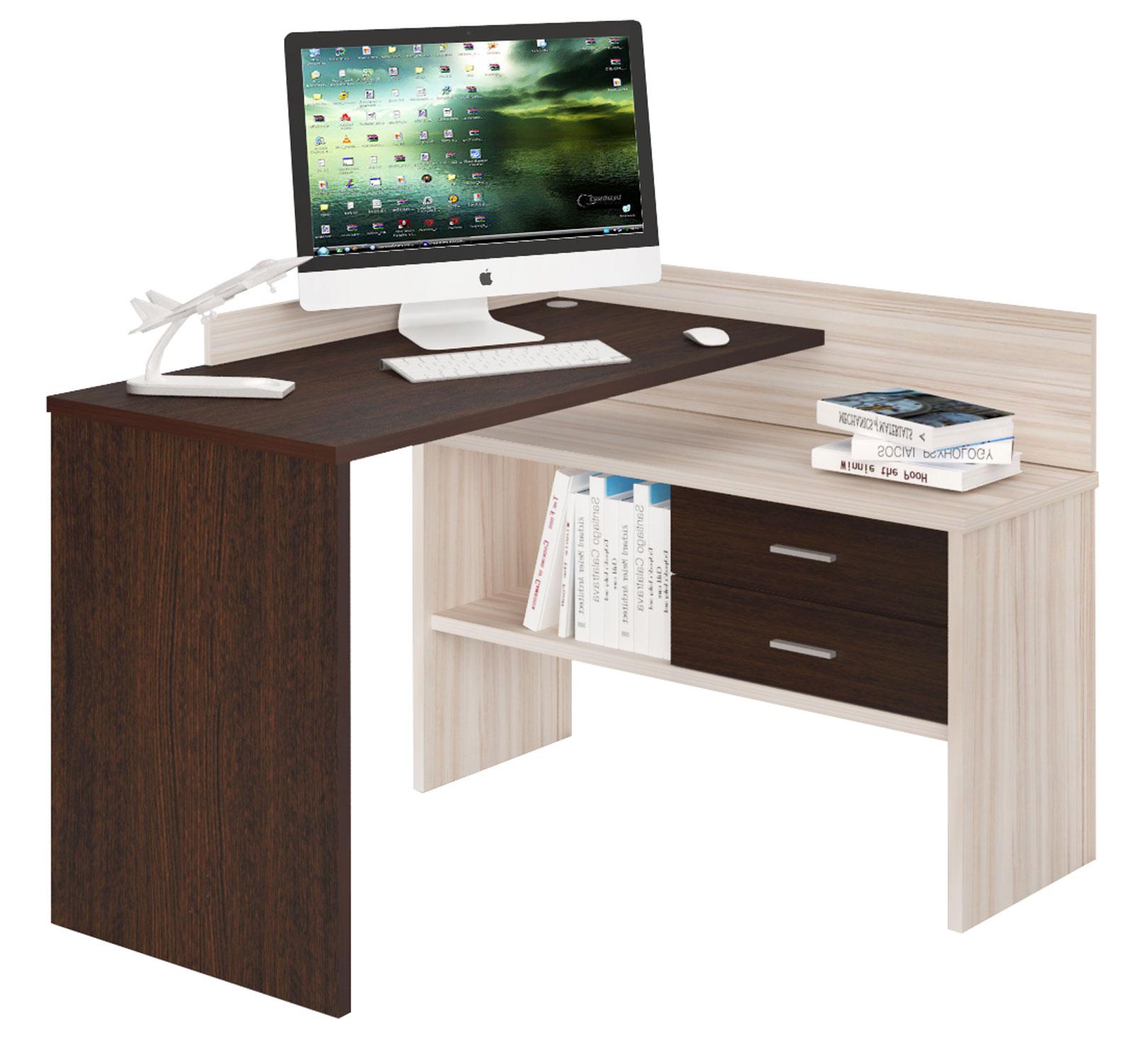 Встроенный стол своими руками